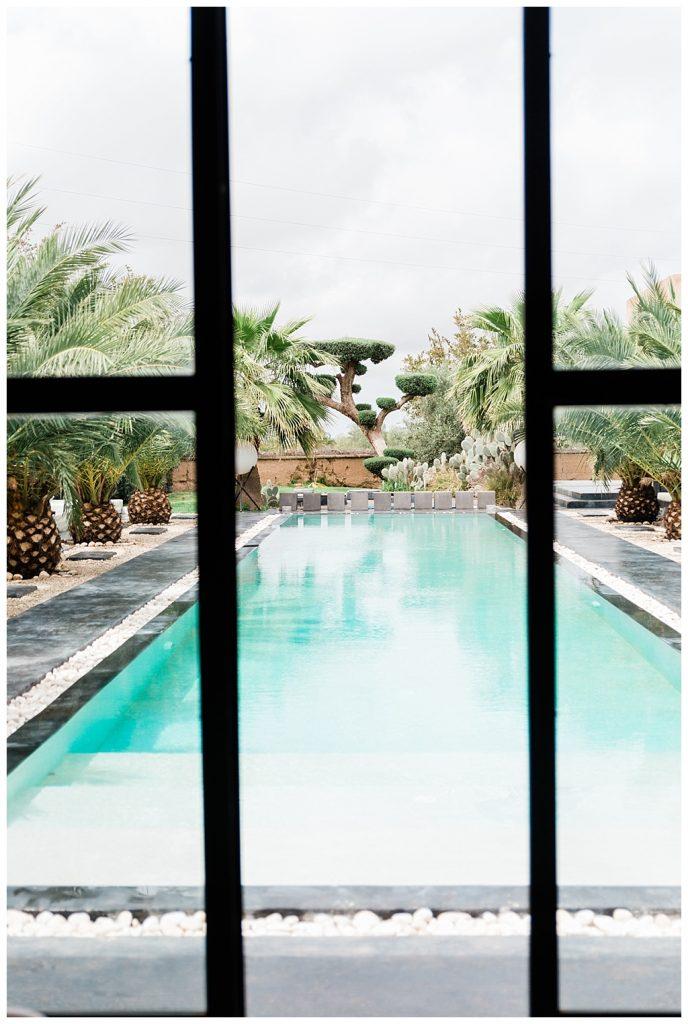 mariage marrakech villa Taj