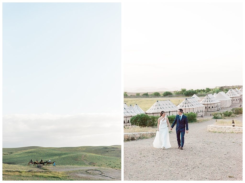 mariage marrakech désert agafay