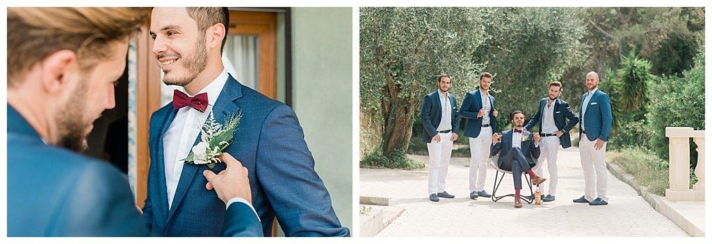 Mariage à Mougins Cote d'Azur