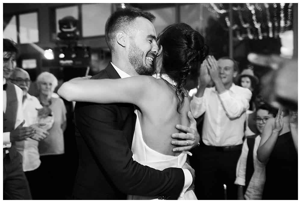 soiree mariage