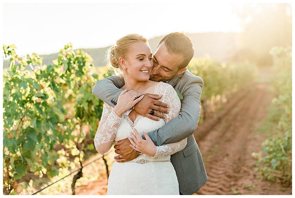 séance couple photo dans les vignes