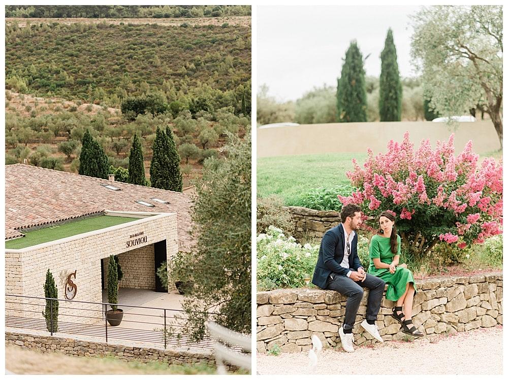Mariage au Domaine Souviou