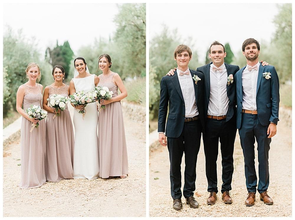 Mariés au Domaine Souviou