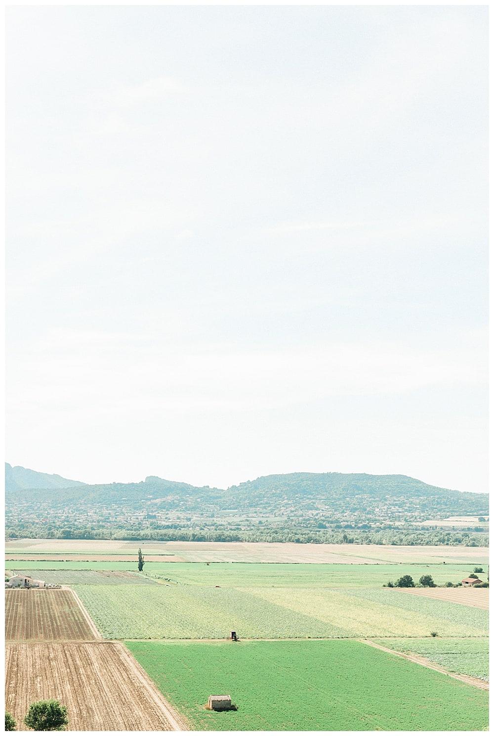 paysage du sud