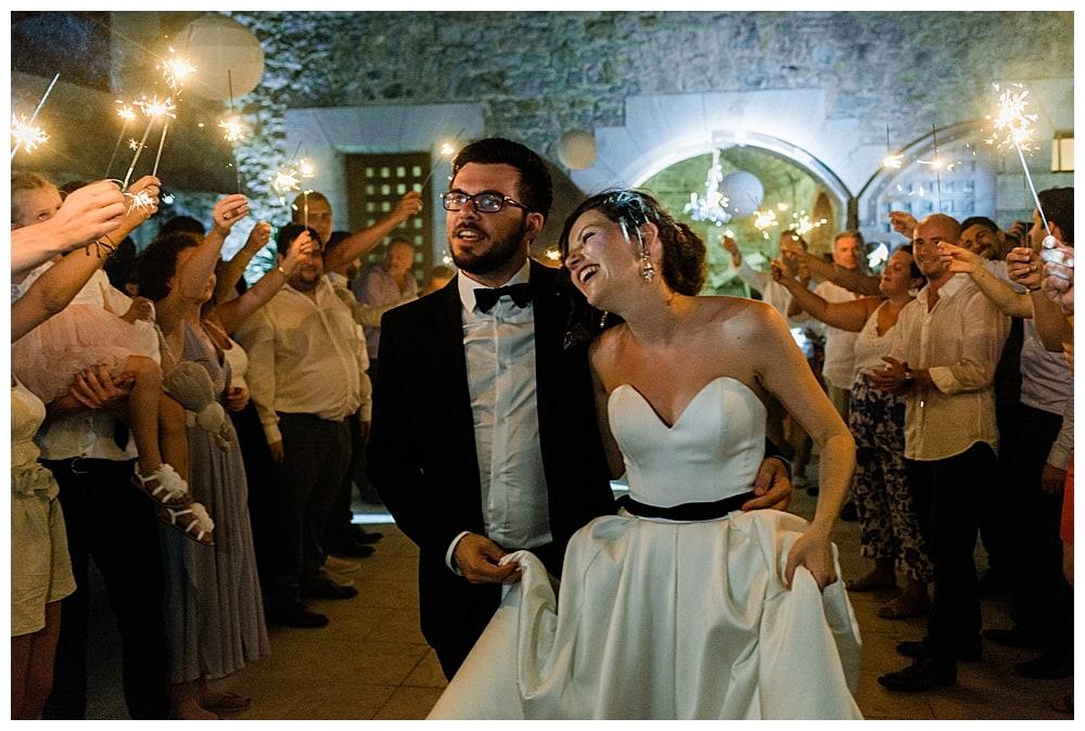 soirée mariage cote d'azur