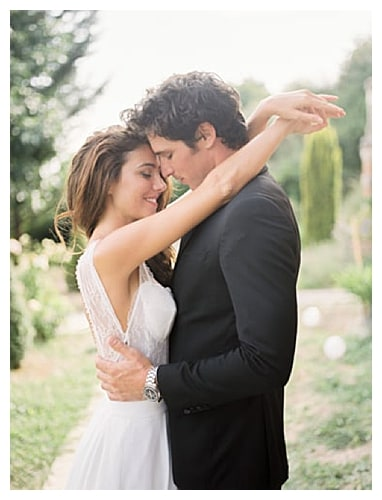 séance couple de mariés